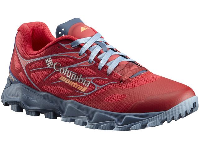 Columbia Trans ALPS F.K.T. II Løbesko Damer rød | Running shoes